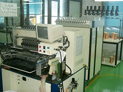 Coil winding 16 head machine for Hasco klt